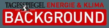 Tagesspiegel Background Energie & Klima