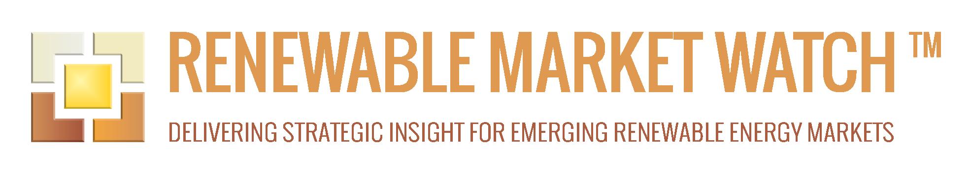 Renewable Market Watch